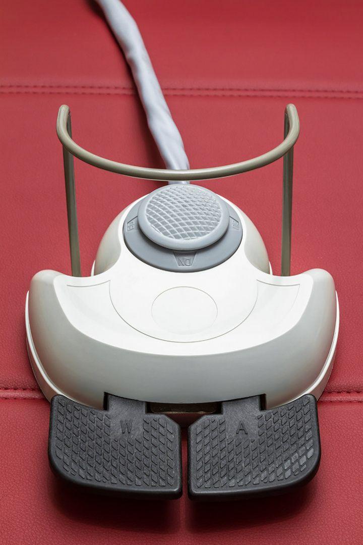 Многофункциональная педаль управления стоматологической установки WOD730
