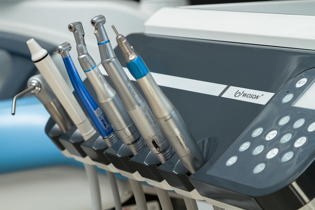 Блок врача стоматологической установки WOD550