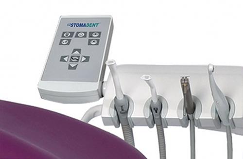 Блок ассистента стоматологической установки Stomadent NEO2