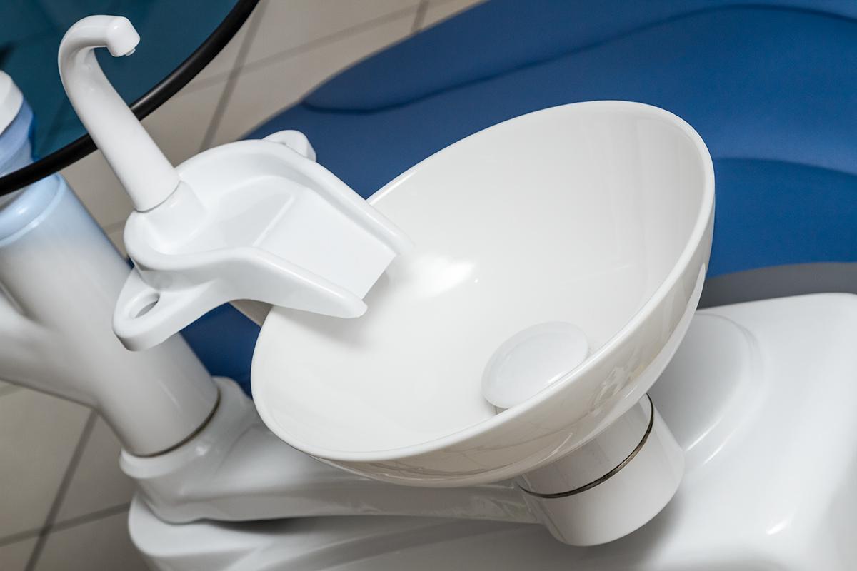 Плевательница стоматологической установки Mercury 4800