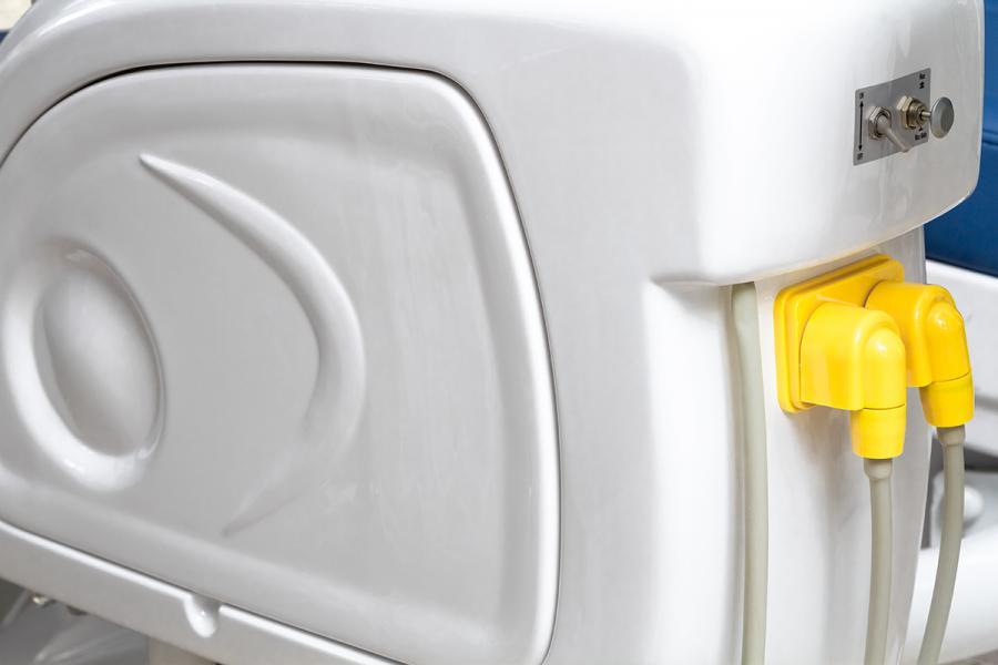 Поворотный гидроблок стоматологической установки Mercury 4800